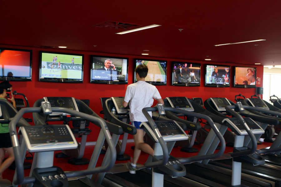 gym dating uk